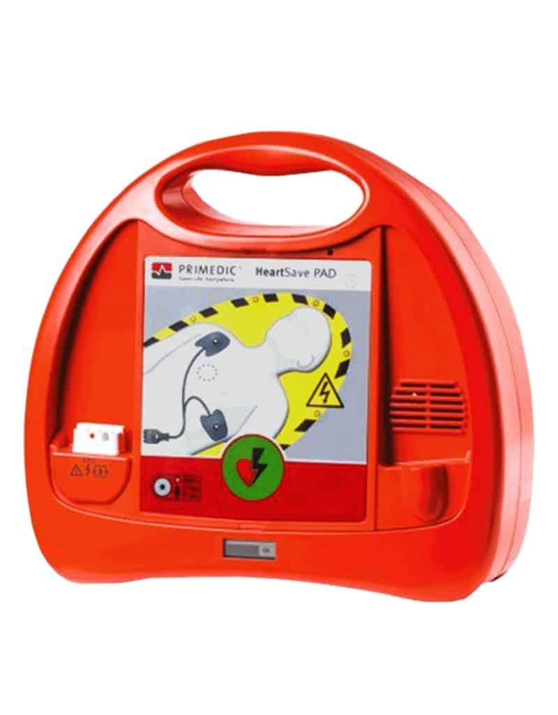 PAD Hjertestarter AED