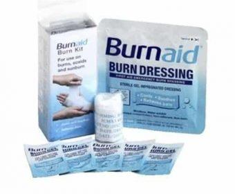 Burnaid - brandskade pakke