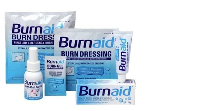 Burnaid